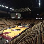 """""""@FSU_MBasketball: We are ready for the #Noles fans tomorrow. #GoldRush http://t.co/WgcBJAj7My"""""""