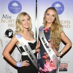 Miss 21 Social and Miss Belfast crowned at the first Therapie Miss Northern Ireland Heat http://t.co/PTwen7LZBw http://t.co/lktrF6Ms1I