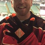 Doors open for @Rebelshockey vs @PARaidersHockey tonight! Early arrivals get FREE texting gloves from @HomeDepot! http://t.co/D4bse5j3jj