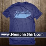 Giving away another #Grindville tee. RT to enter drawing. Get em & more @ http://t.co/JcuOtHmjVD #Memphis #Grizz http://t.co/Y2G35LNGBj