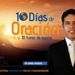 RT! Distrito Misionero Santa Victoria #MPN estamos comprometido con los #10DiasdeOración #6MetasUPN http://t.co/H5YKKLY8y3