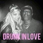 Cenas excluídas de Drunk in love http://t.co/NFu2kE2nwH