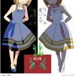 1000RT:【青黒?白金?】ドレスが二通りの色に見える理論を解説 http://t.co/B90ki9XX8v 「後ろから強い光を浴びて服全体が影になっている画像」と認識すると白と金。「全体が白飛びしている画像」と認識すると青と… http://t.co/oPXhkFuOtf