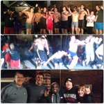 Before/During/After Polar Plunge!! Apparently it was kinda cold in water @CHbanderson @CoachDanDodd @CoachSamEllis http://t.co/XouZKe3EUL