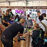 Were showcasing robotics, haptics, carbon fibre & more @AvalonAirshow. Come visit. http://t.co/8iB8rc5msp http://t.co/bjH5vywuYx