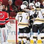 #NHLBruins win!!!! 3-2 over Devils in OT http://t.co/j6pnvta3k0