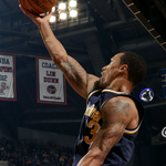 #PacersWin! Final: Pacers 93, Cavs 86  George Hill finished with his 1st career triple-double of 15pts/10rebs/12asts. http://t.co/jXSPQAhQC9