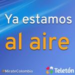 ¡Ya es Teletón! Vamos a demostrar la solidaridad y compromiso que nos caracteriza #Miratecolombia http://t.co/hQdFNUg3OB