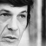 """The NYT obituary for Leonard Nimoy, who was so much more than """"Star Treks"""" Spock http://t.co/HFdxaAUpib http://t.co/IKYf9wk17h"""