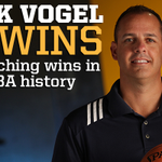 With tonights #PacersWin, Frank Vogel is the winningest coach in #Pacers NBA history. http://t.co/lSdAZK1TrP