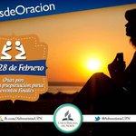 Éste es el motivo de oración para mañana #10DiasdeOración http://t.co/X4fWcJzCMu