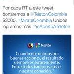 Miren esto!!!!! Ha dar RT @BancodeBogota @TeletonColombia http://t.co/SMwL6us8y7