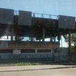 Vergonha para o Gov de Goiás. Instalações do Centro do Idoso no J. Novo Mundo em Goiânia. Teto desabando! Na Terra FM http://t.co/L6c6zFkGnG