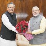 CM @drramansingh called on PM @narendramodi at New Delhi, today. @PMOIndia http://t.co/KtedDEzxS4