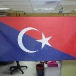 Bendera untuk Daerah Johor Bahru. http://t.co/DEaVj5UEpN