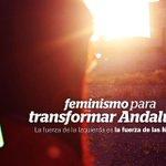 #ALaCalle28F por una Andalucía de mujeres libres de ataduras, violencia y discriminación. Andalucía sin patriarcado. http://t.co/ngKIq49BJL