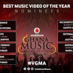 Best Music Video of the Year nominees are... #VGMA #VGMALaunch http://t.co/NxSM11JfHB