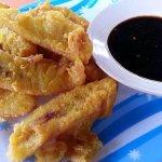 Pisang goreng cicah sambal kicap lebih sedap daripada pisang goreng cheese. http://t.co/eBGeBUuXAV