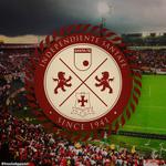 Hoy hace 74 años nació Independiente Santa Fe, GRACIAS león por tantas alegrías. #FelizCumpleañosLeón #Los74delLeón http://t.co/pEL7Chc9US