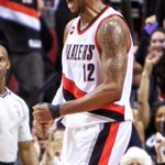 Well that was fun! @aldridge_12 reacts at the end. Best game of the year thus far. #RipCity http://t.co/rQIxgWHkhQ