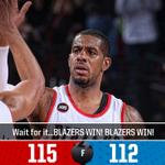 Final: #Blazers 115, #Thunder 112  15-pt deficit erased in division win  Recap, via @CHold » http://t.co/PiLprZZ7Sr http://t.co/g8dZGCVbvk