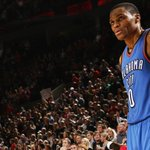 Russell Westbrooks averages in February (12 games): 31.2 points, 10.3 assists, 9.1 rebounds http://t.co/OKECRXplc4