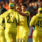 Take a bow, @mstarc56! Superb effort, finishing with 6-28 off nine overs: http://t.co/eLKDkxKfi1 #cwc15 #AUSvNZ http://t.co/p87xDAXP0S