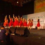 #KazeHSFest  Stage Performance: Inazuma http://t.co/TOxtA31Gx3