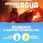 """""""@Uribeprimerina: Ayude a nuestros #Bomberos que están combatiendo IF en el sur #Prendeconagua @reddeemergencia http://t.co/5ZYi9jXWM6"""""""