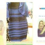 「見える色が人によって違うドレス」が世界的に話題 http://t.co/1mRyUld9CD 青と黒?白と金? http://t.co/HowQcmEk67