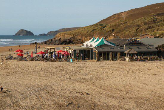 So tonight we play the only pub in the middle of a beach in the UK. @W_hole_Cornwall ! Weird and wonderful place. http://t.co/MmOPlRipcF