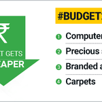 What gets cheaper #BudgetwithNDTV http://t.co/91XiEidBnL