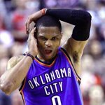 Russell Westbrook's Monster Triple-Double Marred By Close Thunder Loss, Potential FaceInjury http://t.co/sJ27WEtNJZ http://t.co/ZK2Pal21sr