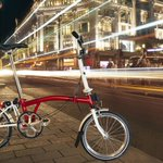 Formula 1 technology is being used to develop an electric folding bike. http://t.co/MOB89ZNHX3 http://t.co/H0bRoUdaZR