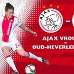 #AjaxVrouwen - Oud-Heverlee Leuven is vanavond 19:00 uur live te zien op #Ajax Exclusive TV: http://t.co/nYfhExdxF4 http://t.co/G9G6AYv94z
