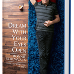 RT @RonnieScrewvala: Just launched the Book Cover...a new journey begins #DreamWithYourEyesOpen