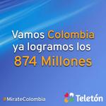 ¡Aquí continuamos firmes! Creemos en nuestro país, creemos en los colombianos. #MirateColombia http://t.co/UASK9yl0kX