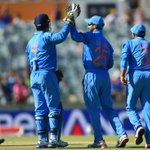 #IND is on a roll in Perth! WATCH all the wickets so far: http://t.co/e5Awks3KAM #cwc15 http://t.co/nhUMp9I8ce