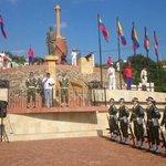Todo listo para la conmemoración de la batalla de cúcuta. http://t.co/3rvBkRmq2M