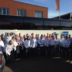 Doorn vol witte VVD-jassen! #VVDhoudtkoers http://t.co/U9GrkwDSUK
