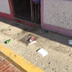 Asi queda el #CascoAntiguo después del jolglorio @BlandonJose http://t.co/prtKcCSFgP