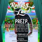 Today @PrezP_BeCampin #RollingLoud #miami @RealDopeEnt http://t.co/DE5RrRJTkT