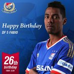 ☆Happy Birthday , Fabio!☆   ★PLAYER PROFILE http://t.co/IjswfLtCu1 http://t.co/pqBwhpOT4d