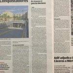 Hay q rehabilitar El Campillo, pero desde el consenso y no desde la confrontación #Badajoz #ActivandoBadajoz En HOY: http://t.co/xkchHnJ0CC