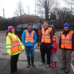 They are at it again. @DodderAction are cleaning up the river. Its gonna be a greenway. #dublin #community http://t.co/2bxTvr5KkT