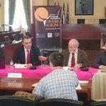 #CongresoTurismoTaurino #Badajoz #LaDiputaciónSabeDeToros La Oportunidad de crear un producto Taurino. http://t.co/7uUWtP9yxa