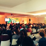 Full house for our #YesEquality Volunteer Day. Such a great atmosphere. #MarRef http://t.co/6uFPtSorKv