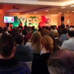 Huge turnout at @YesEquality2015 national volunteer day Massive commitment to securing a #marref yes vote nationwide http://t.co/4rRR8UdDhQ