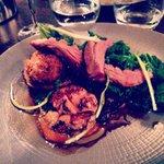 Celebratory ✨BIG CONTRACT✨ meal out @eatatpurslane #Cheltenham last night. Followed by #cocktails @cocobeachchelt 😛 x http://t.co/gnJXNY91Rn