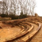 This is #Brighton Open Air #Theatre today. We need £20k to complete it. We hope you can help. http://t.co/gs05PGdeYL http://t.co/P5CAw5RDRV